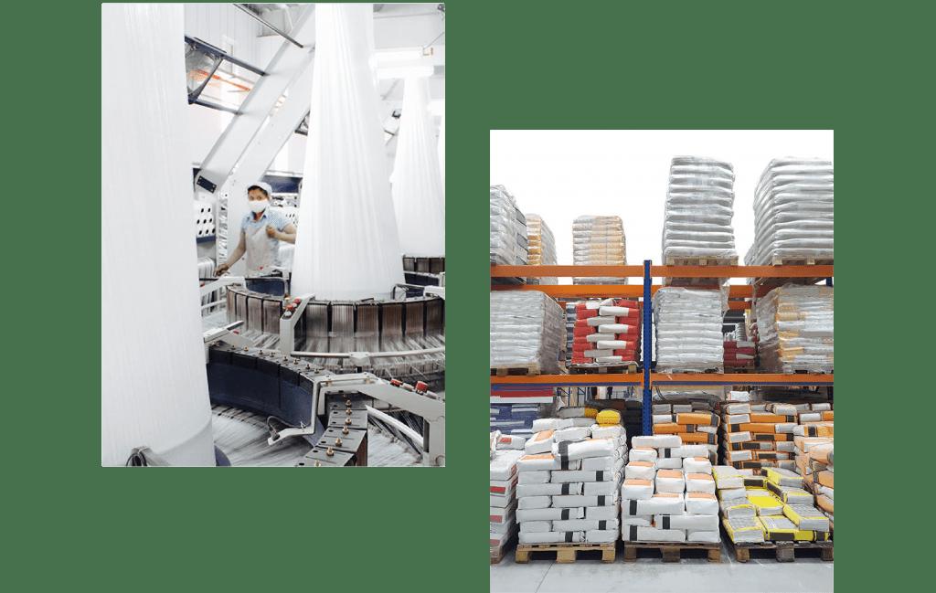 công ty sản xuất bao bì Dương Vinh Hoa