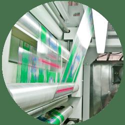 In ấn màng BOPP - Công ty bao bì Dương Vinh Hoa