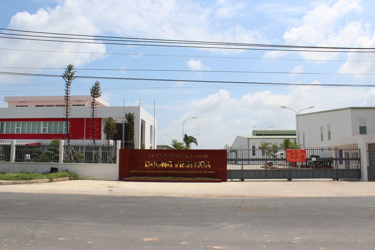 Duong Vinh Hoa Packaging Company