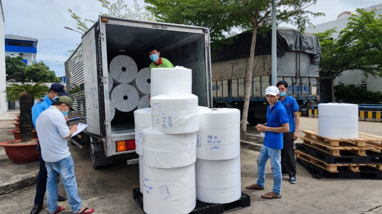 pp non woven fabric manufacturer in vietnam