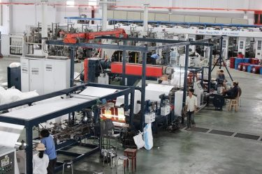 Machinery standards will ensure the fabric is produced with high precision